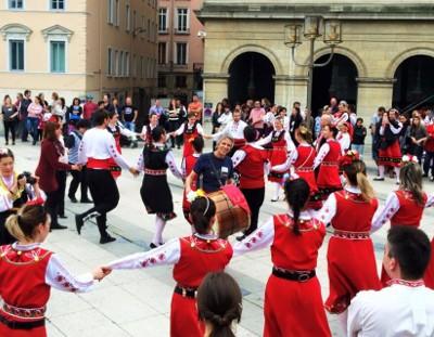 Danse des Balkans