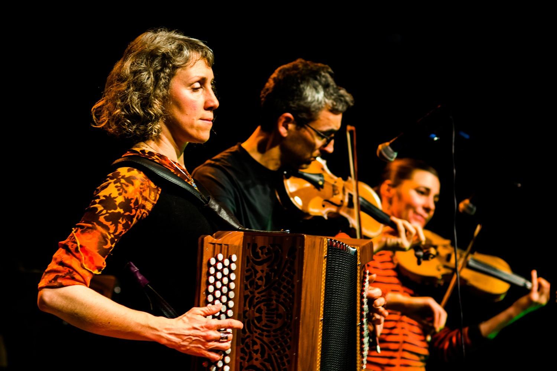 Lubenica à la marmite musicale et solidaire de Duerne